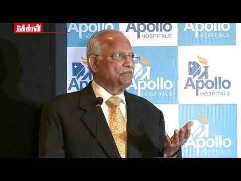 Jayalalitha Health Latest Update - Apollo Chairman Prathap Reddy Press Meet