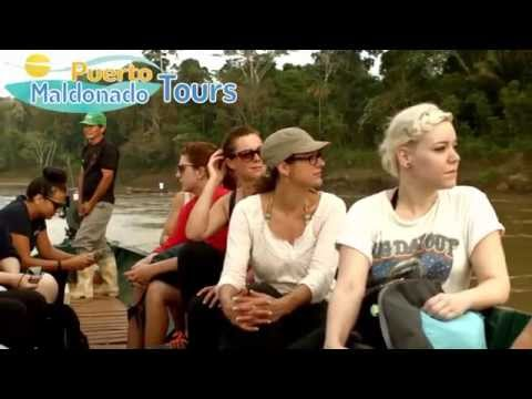 Peru Amazon Jungle Lodges, Puerto Maldonado tours and Hotels