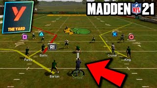 NEW Madden 21 Backyard Football Game Mode