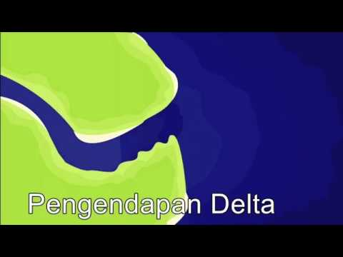 Geology delta system