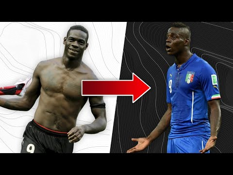 What The Hell Is Happening To Mario Balotelli?   Oh My Goal