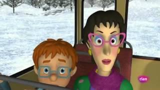 ✔ Sam el bombero   Frio glacial en pontypandy   Clan TV   RTVE es