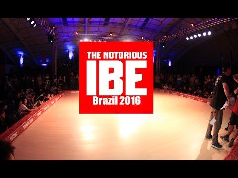 PROJETO R.U.A - IBE BRAZIL 2016 [[ SEVEN 2 SMOKE 30+ ]] Phenomenal Creative