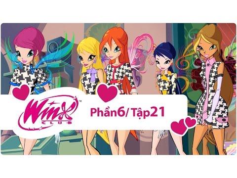 Winx Công chúa phép thuật - phần 6 tập 21 - [trọn bộ]