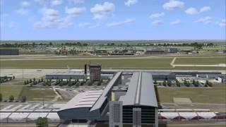 FSX Flughafen   Leipzig Halle (EDDP)