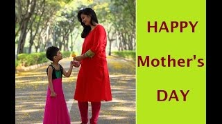 A special message wishing Happy Mother's Day to all my dear viewers