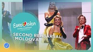 DoReDoS - My Lucky Day - Exclusive Rehearsal Clip - Moldova - Eurovision 2018