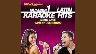Colgando de un Hilito (As Made Famous By Willy Chirino) (Karaoke Version)