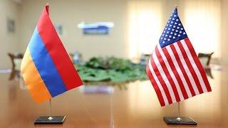 Виза в США для граждан Армении.