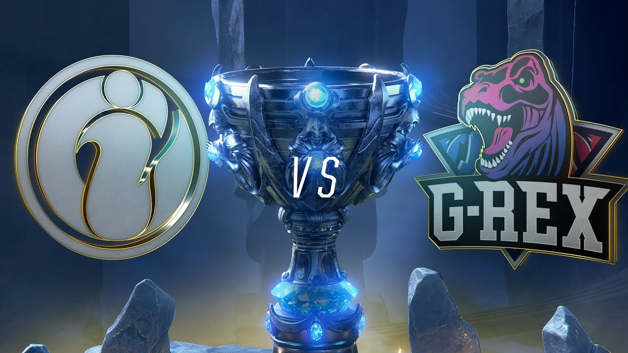 IG vs GRX | Worlds Group Stage Day 2 | Invictus Gaming vs G-Rex (2018)