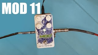 Electro-Harmonix Mod 11 Pedal