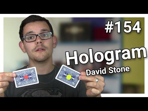 Les avis d'Alexis #154 - Hologram de David Stone