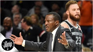 Pistons 'need talent of any sort' to build around Blake Griffin - Amin Elhassan | The Jump