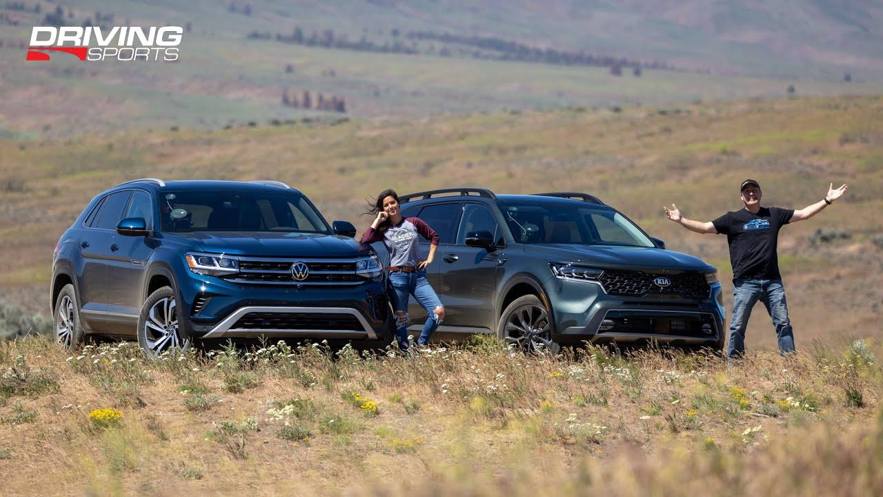 2021 Kia Sorento vs. Volkswagen Cross Sport: Best Adventure Mid-Size Crossover?