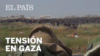 FRANJA DE GAZA: Al menos 17 palestinos muertos y más de 1.400 heridos | Internacional