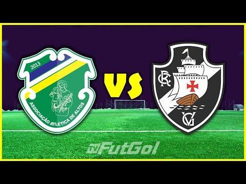 PÓS-JOGO ALTOS-PI 1x1 VASCO | COPA DO BRASIL | PRIMEIRA FASE | 12/02/2020 from YouTube · Duration:  2 hours 14 minutes 37 seconds