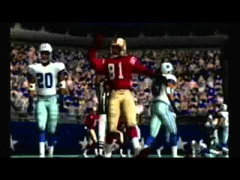 Madden NFL 2002 Opening Video (2001 Season)
