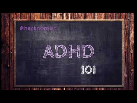 everything you need to know about ADHD