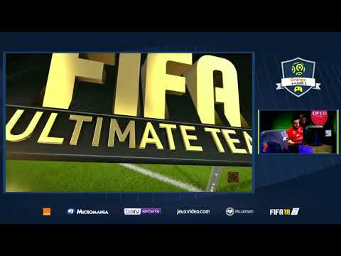 Fifa 18- Rocky Vs Rafsou (Orange E-ligue1) 1/8 de final