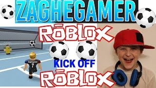 Roblox Football Kick Off Episode 1 GOAL!!!!!!