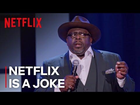 Cedric the Entertainer: Live from the Ville - Fetty Wap | Netflix Is A Joke | Netflix