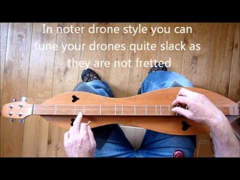 Noter & Drone - common session keys and modes - Part B.wmv