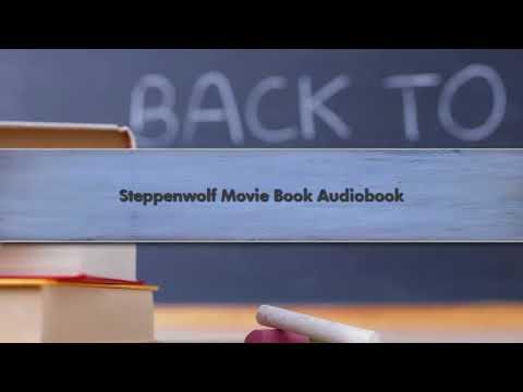 der steppenwolf audiobook