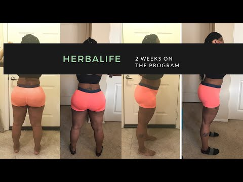herbalife-before-and-after-|-2-weeks-results-using-herbalife-products