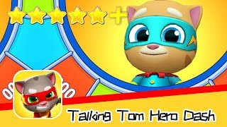 Talking Tom Hero Dash Run Game Day45 Walkthrough Special Events Recommend index five stars+