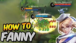 Mobile Legends In-Depth Guide: Fanny Tips & Tricks