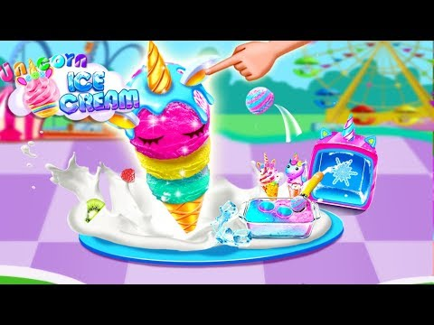 Ice Cream Cone – Unicorn Helado Maker by FunPop