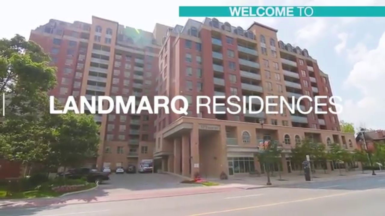 Apartments For Rent At The Landmarq Located At 171 Main Street North In  Brampton