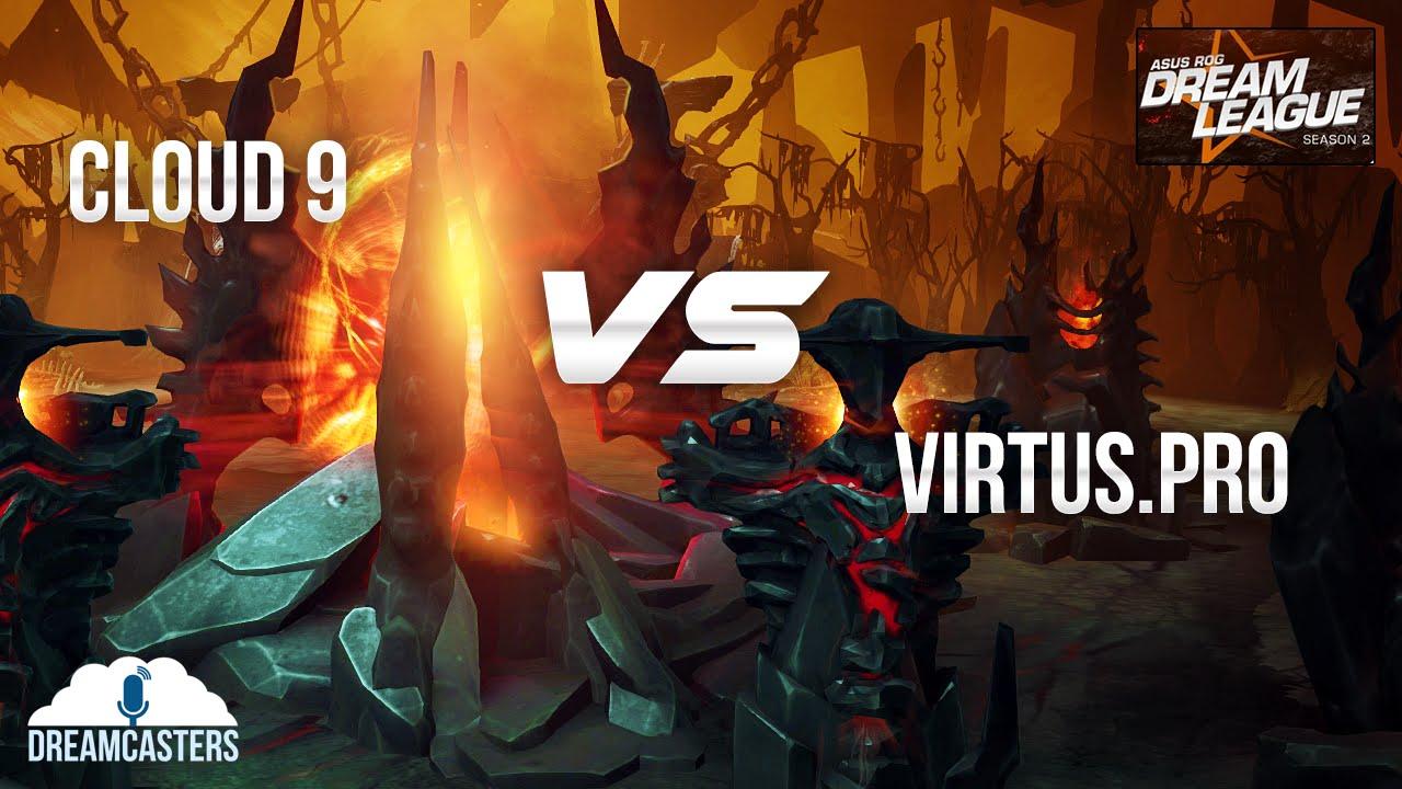 Cloud 9 Vs Virtus Pro