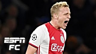 Why would Donny van de Beek sign for Manchester United? | Premier League
