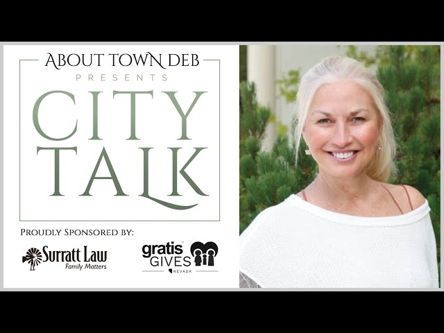 About Town Deb Presents City Talk - 05/05/21
