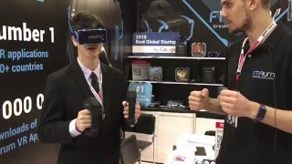Fibrum VR headset is market's lightest(Russia-based Fibrum's VR headset is the market's lightest at 120 grams, minimizing neck strain and offering excellent balance, and enabling gamers to use it for ..., 2016-04-12T08:46:10.000Z)