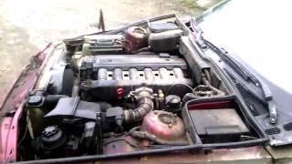 Двигатель BMW M50 B20 150лс, Разбор БМВ Е34 520, Запчасти BMW E34 520i(, 2016-11-19T13:20:35.000Z)