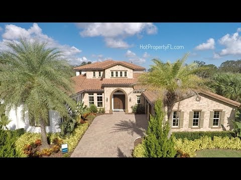 8,303 sq. ft. w/ Walk-Out Basement | Lucerne II Model | Winter Garden FL.