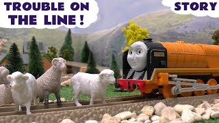 Thomas and Friends Play Doh Toy Story Trouble For Murdoch Thomas Y Sus Amigos Tomac Tomas Toys