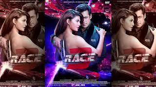 Race 3 Movie Poster - Salman Khan & Jacqueline Fernandez | Remo D'Souza | #Race3ThisEID