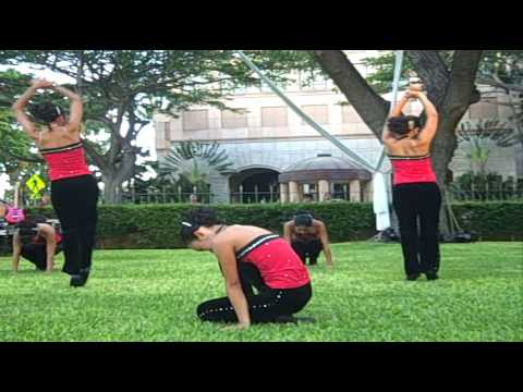First Friday: Hawaii Drill Team