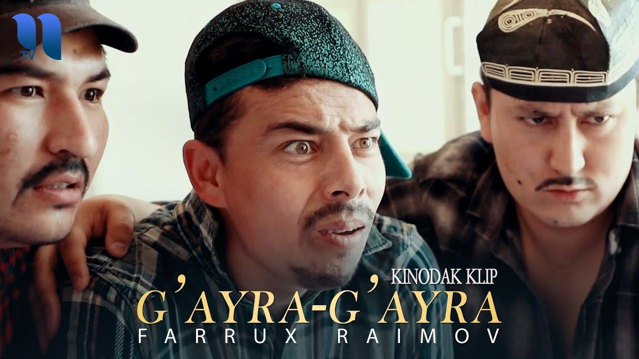 Farrux Raimov - G'ayra-g'ayra