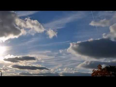 upminster sky view time lapse