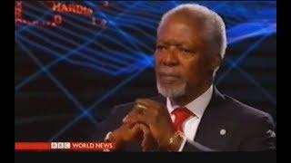 HARDtalk Kofi Annan
