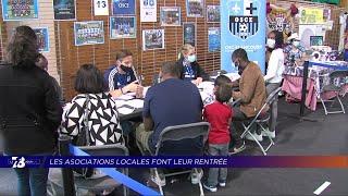 Yvelines | 7/8 Le Journal (extrait) – Retour des associations locales d'Elancourt