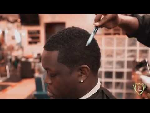 Barber Shop Or Barber School Learn How To Cut Hair As Donta Rice Of Dominant Techniques