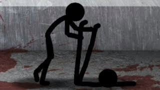 Stick Figure Test Facility - *Not For Kids* - Game Show - Game Play - 2015 - HD