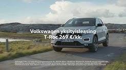 Volkswagen yksityisleasing T-Roc