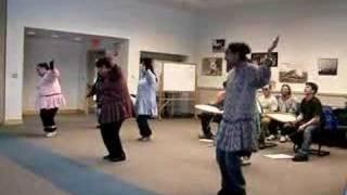 Inupiat Dancing 1