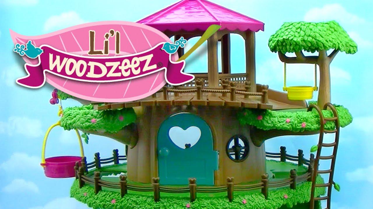 woodzeez treehouse